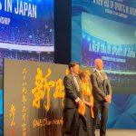 ニールセンスポーツ PRESENTS A NEW ERA of Sports in Japan ONE Championship カンファレンスガラパーティーに 出演させていただきました